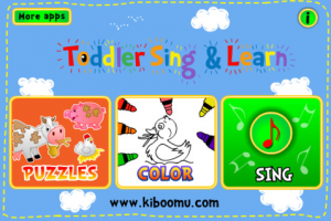 toddler sing and learn app by kiboomu review giveaway. Black Bedroom Furniture Sets. Home Design Ideas