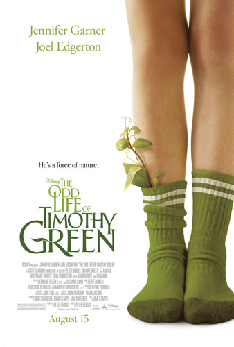 Disneys The Odd Life of Timothy Green | Magical Movie of the Summer