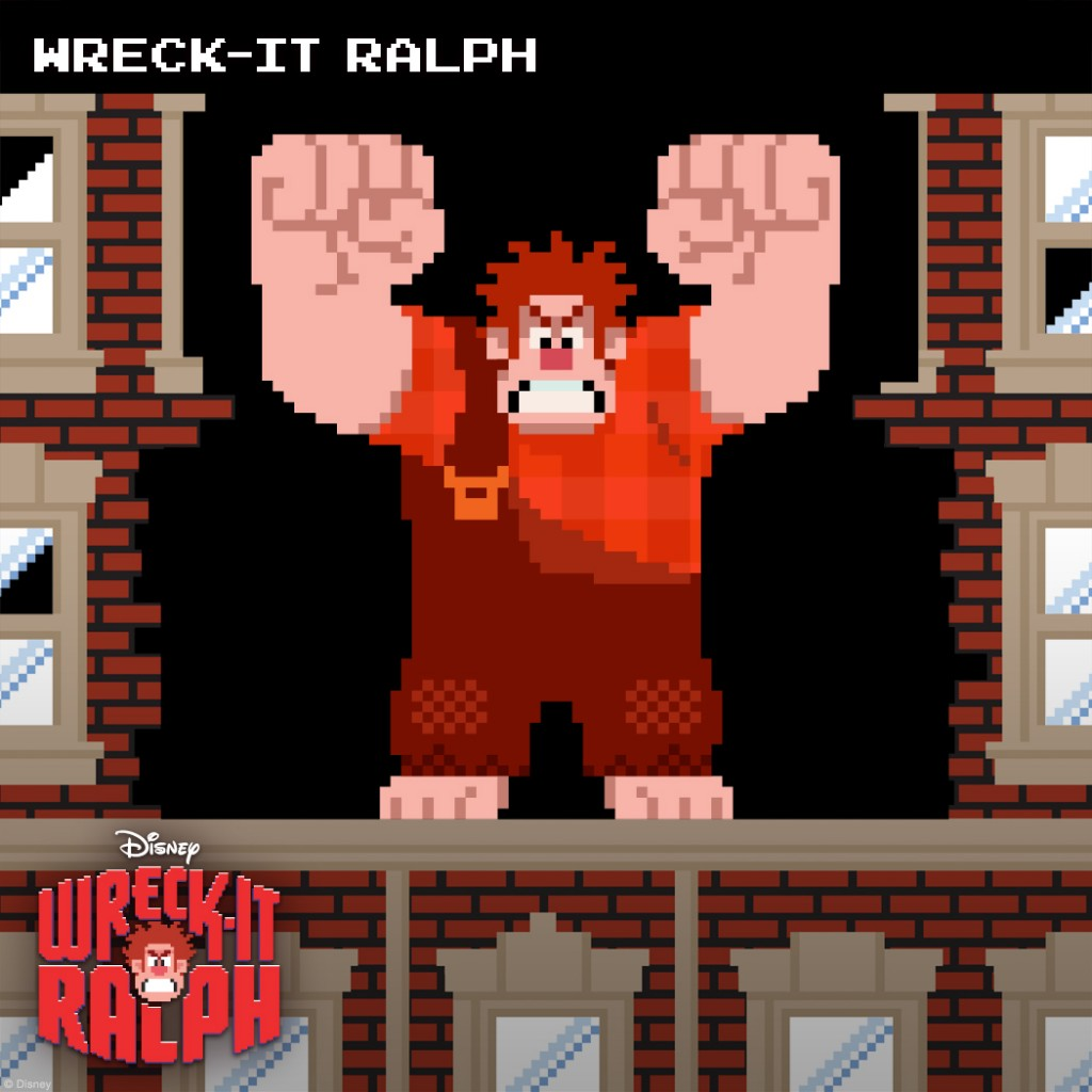 Disney S Wreck It Ralph Coloring Pages