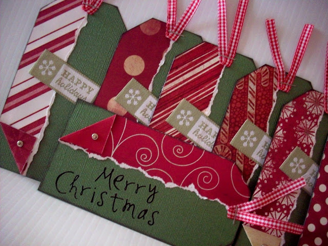 Gift tag tutorial