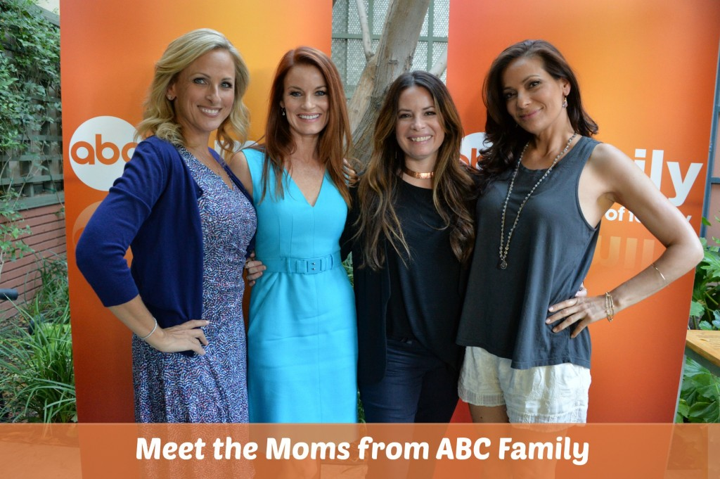 Meet the moms from pretty little liars and switched at birth m4hsunfo
