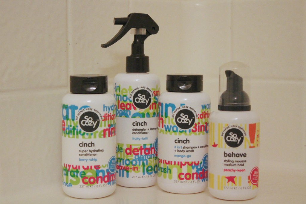 Socozy salon quality hair products for kids for Salon quality shampoo