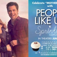 Celebrate Mother's Day with People Like Us and Sprinkles Cupcakes